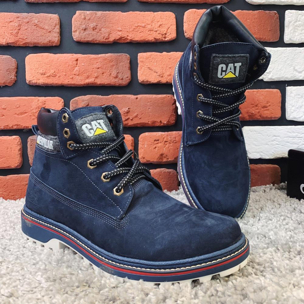 Мужские ботинки зимние - Зимние ботинки (на меху)  мужские CAT 13037 ⏩ [ 41,45 ] 2