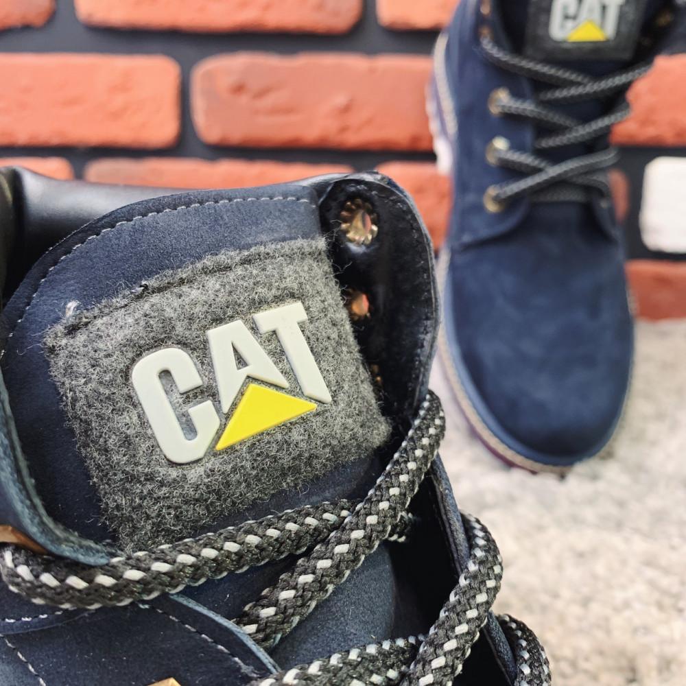 Мужские ботинки зимние - Зимние ботинки (на меху)  мужские CAT 13037 ⏩ [ 41,45 ] 4