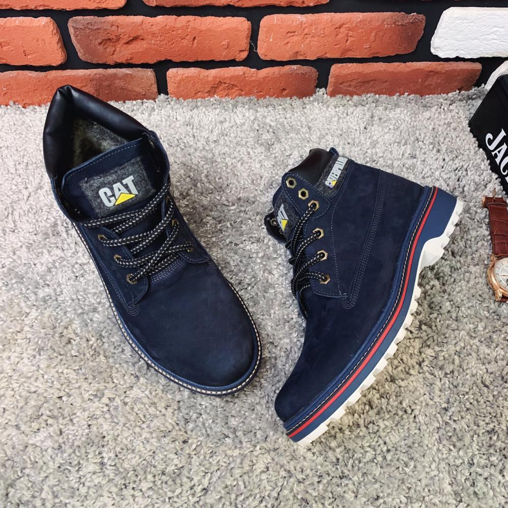 Мужские ботинки зимние - Зимние ботинки (на меху)  мужские CAT 13037 ⏩ [ 41,45 ] 3