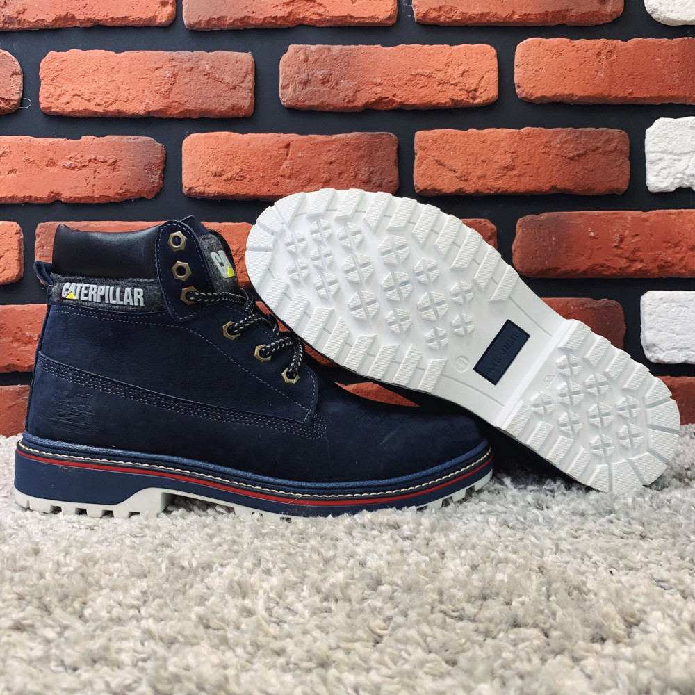 Мужские ботинки зимние - Зимние ботинки (на меху)  мужские CAT 13037 ⏩ [ 41,45 ] 1