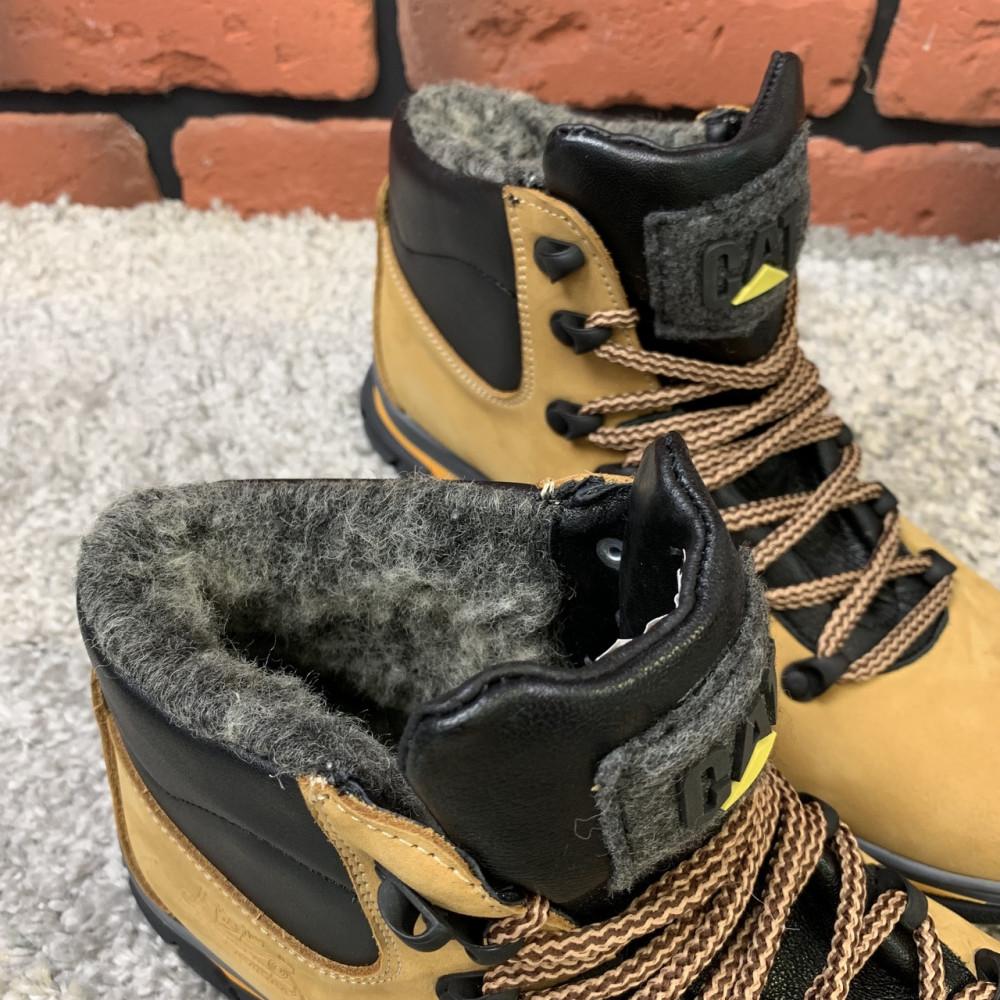 Мужские ботинки зимние - Зимние ботинки (на меху) мужские CAT 13039 ⏩ [ 43,44,45 ] 6