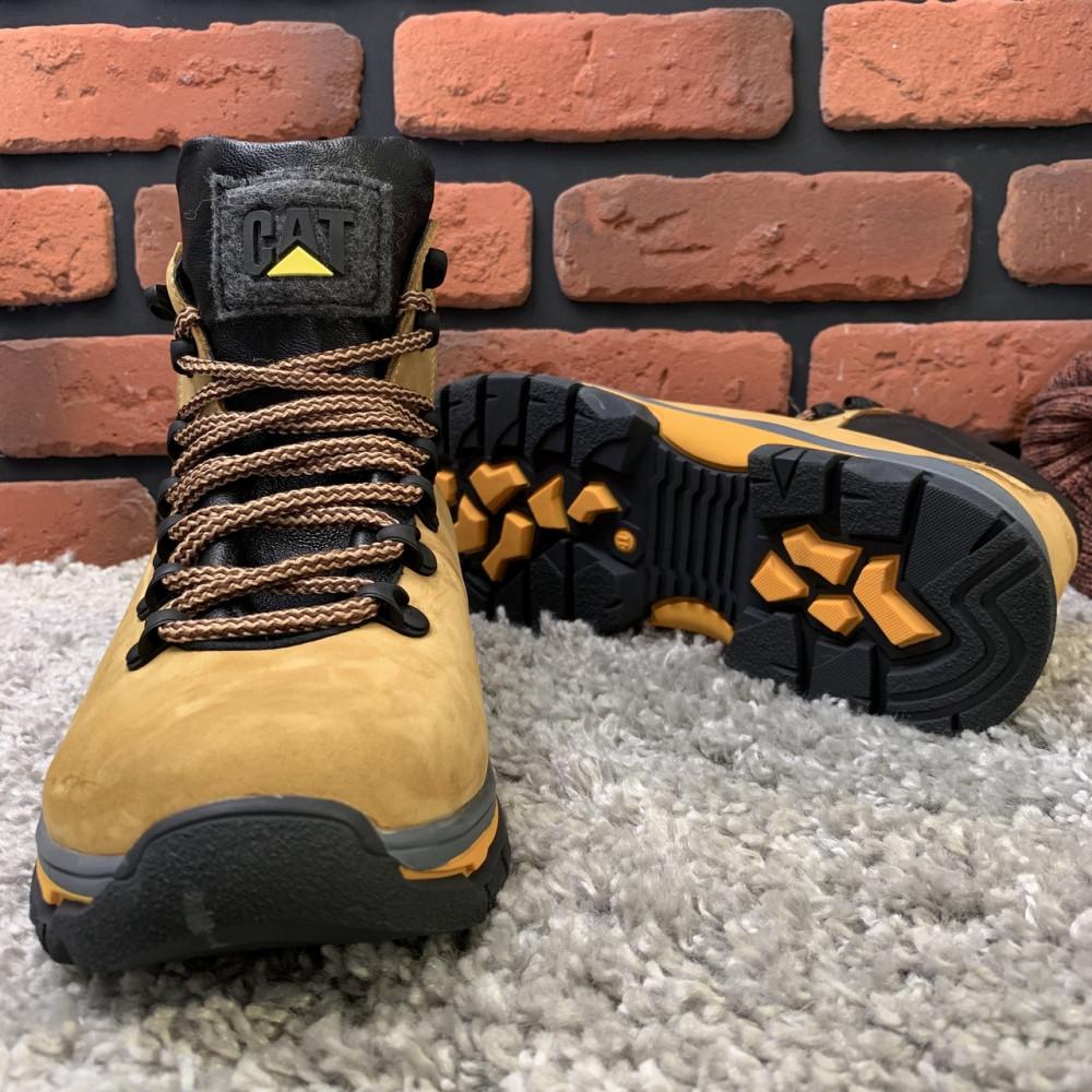 Мужские ботинки зимние - Зимние ботинки (на меху) мужские CAT 13039 ⏩ [ 43,44,45 ] 5