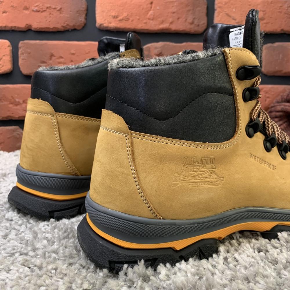 Мужские ботинки зимние - Зимние ботинки (на меху) мужские CAT 13039 ⏩ [ 43,44,45 ] 4