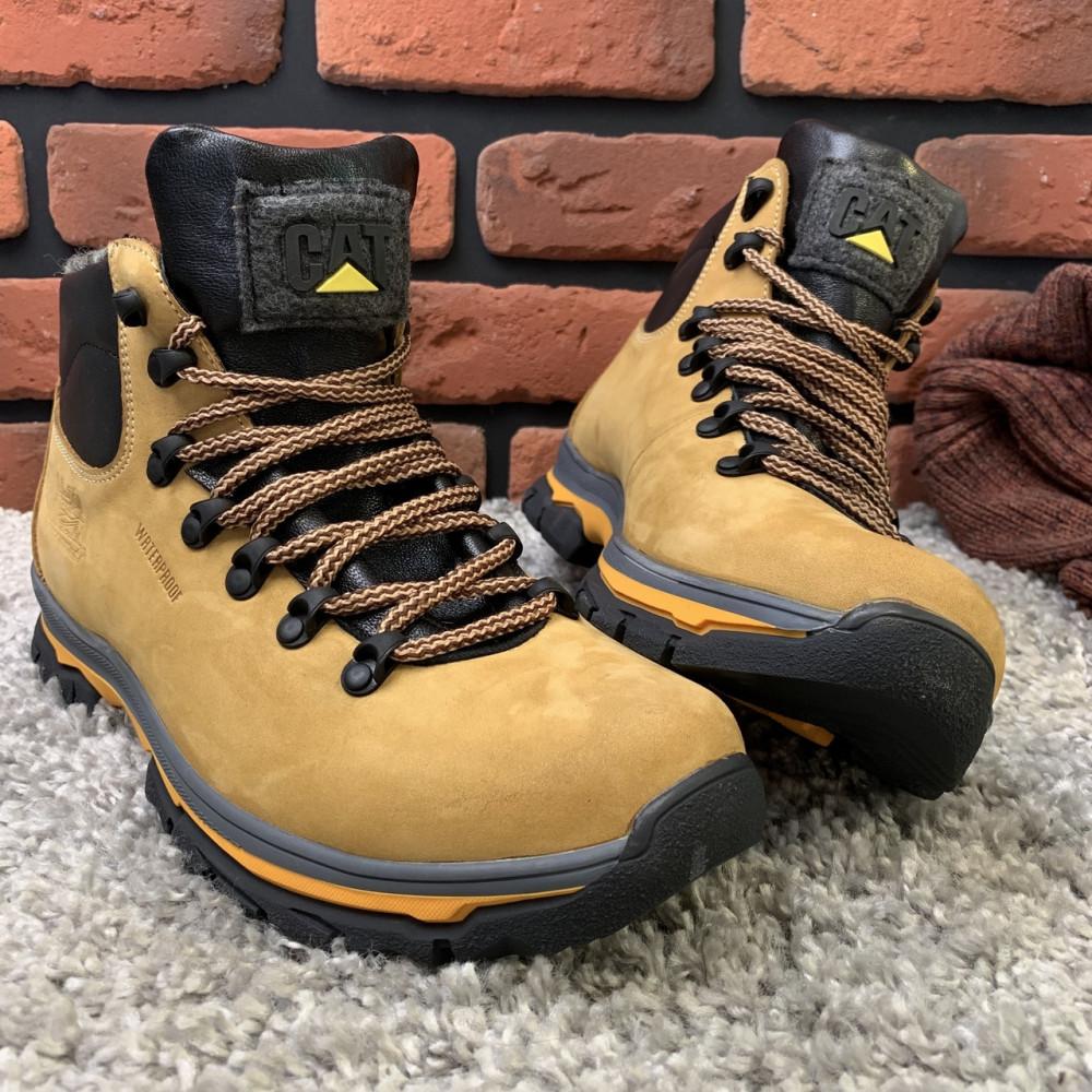 Мужские ботинки зимние - Зимние ботинки (на меху) мужские CAT 13039 ⏩ [ 43,44,45 ] 3