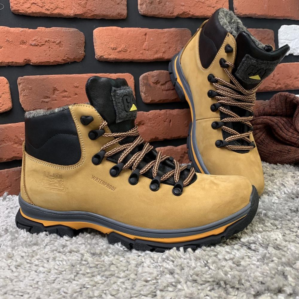 Мужские ботинки зимние - Зимние ботинки (на меху) мужские CAT 13039 ⏩ [ 43,44,45 ] 2