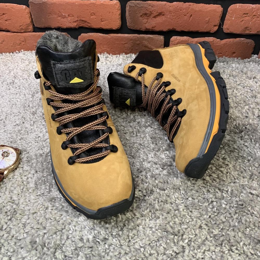 Мужские ботинки зимние - Зимние ботинки (на меху) мужские CAT 13039 ⏩ [ 43,44,45 ] 1