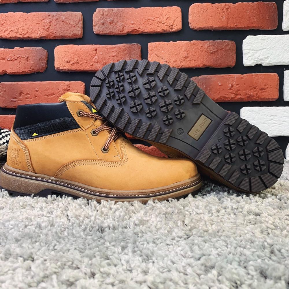 Мужские ботинки зимние - Зимние ботинки (на меху) мужские CAT 13041 ⏩ [ 41,42,43,45 ] 3