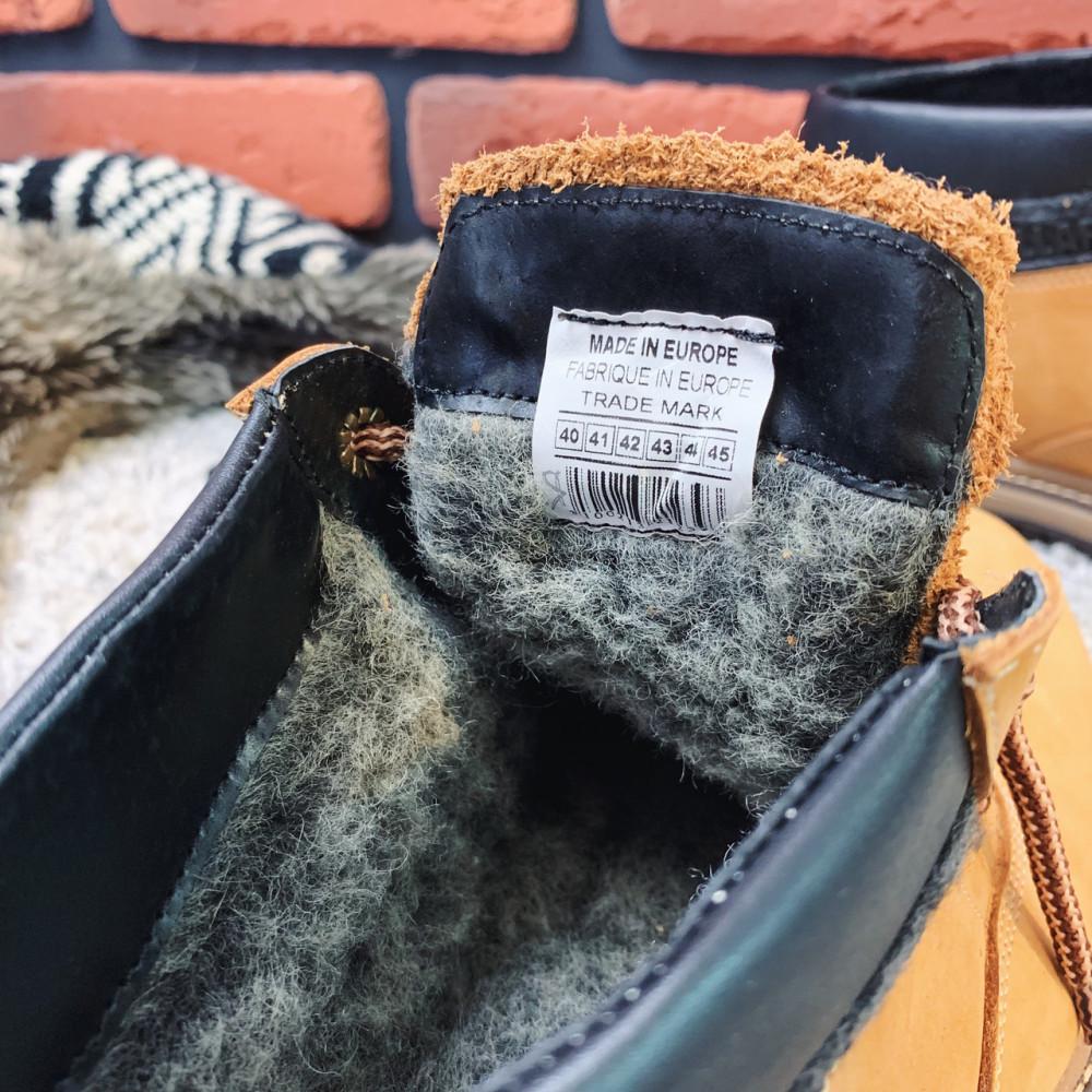 Мужские ботинки зимние - Зимние ботинки (на меху) мужские CAT 13041 ⏩ [ 41,42,43,45 ] 5