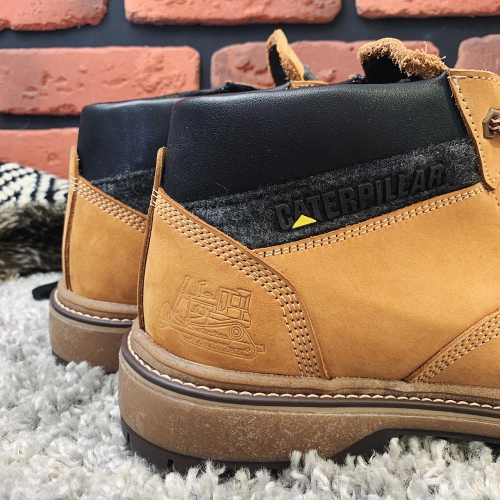Мужские ботинки зимние - Зимние ботинки (на меху) мужские CAT 13041 ⏩ [ 41,42,43,45 ] 2