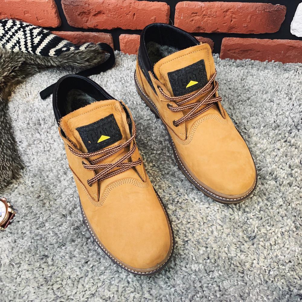 Мужские ботинки зимние - Зимние ботинки (на меху) мужские CAT 13041 ⏩ [ 41,42,43,45 ] 1