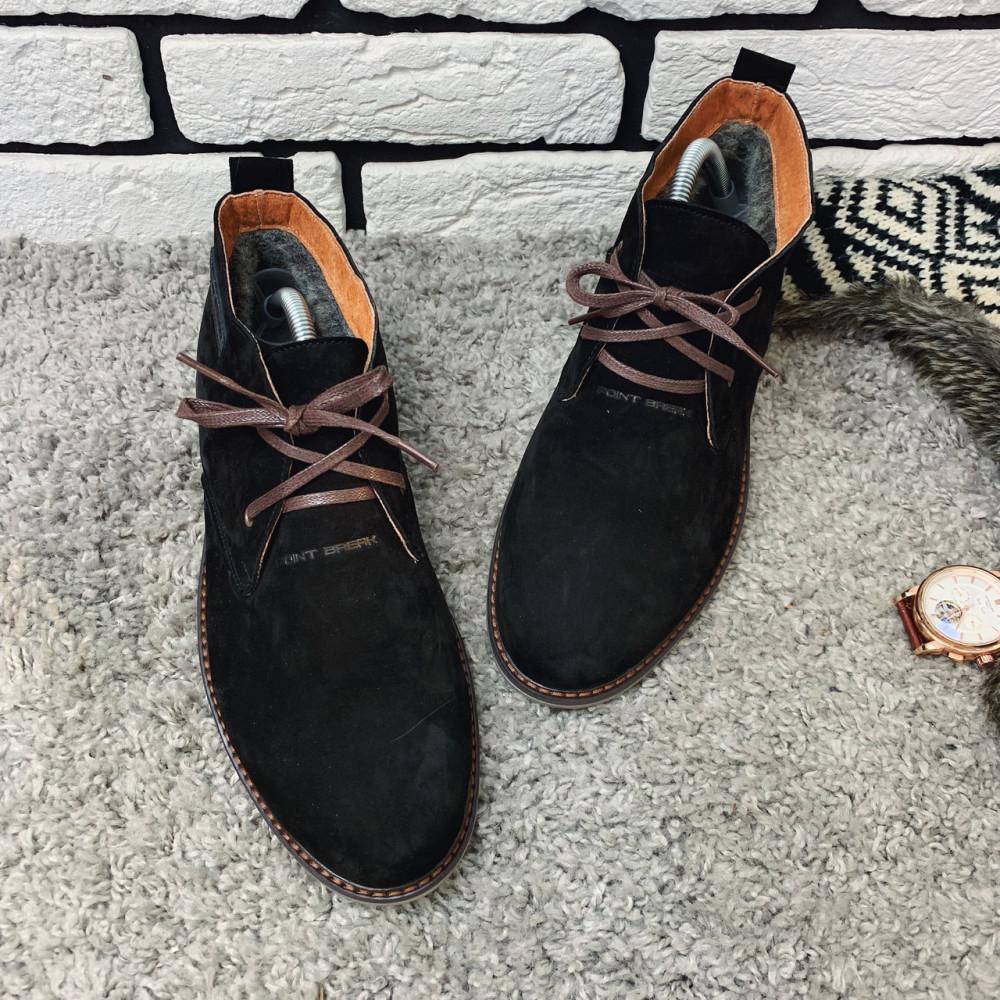 Мужские ботинки зимние - Ботинки мужские (На меху) Point Break 13042 ⏩ [ 41,42,43,44,45 ] 2