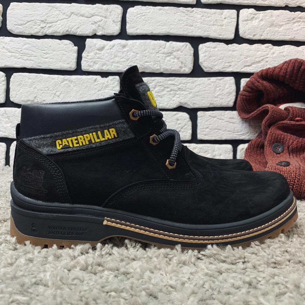 Мужские ботинки зимние - Зимние ботинки (на меху) мужские CAT  13044 ⏩ [ 43,44 ]