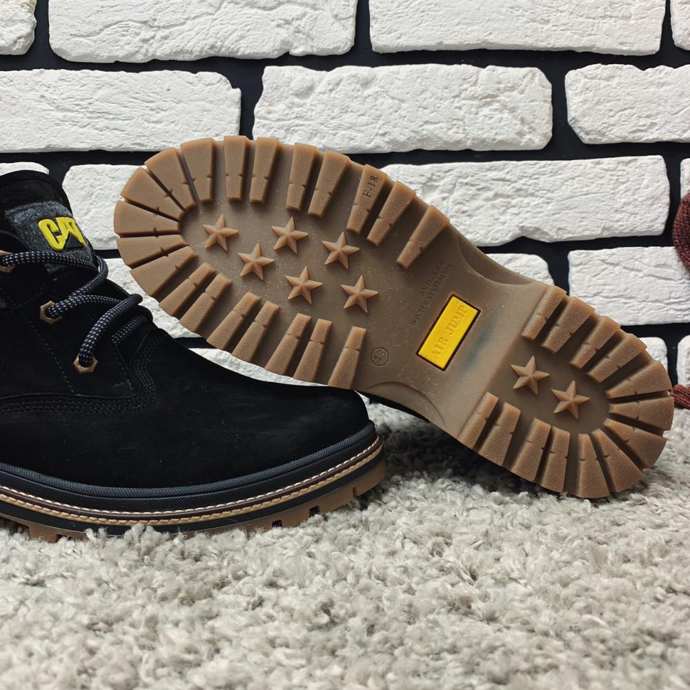 Мужские ботинки зимние - Зимние ботинки (на меху) мужские CAT  13044 ⏩ [ 43,44 ] 5