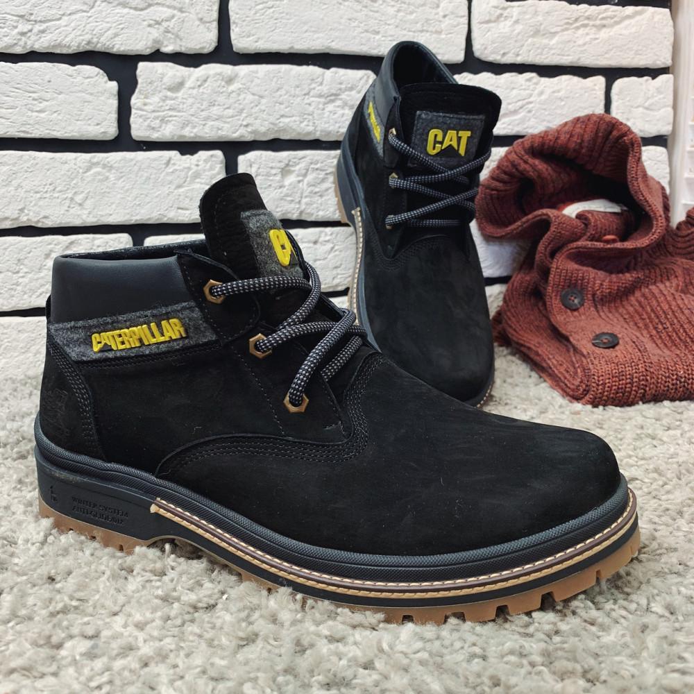 Мужские ботинки зимние - Зимние ботинки (на меху) мужские CAT  13044 ⏩ [ 43,44 ] 3
