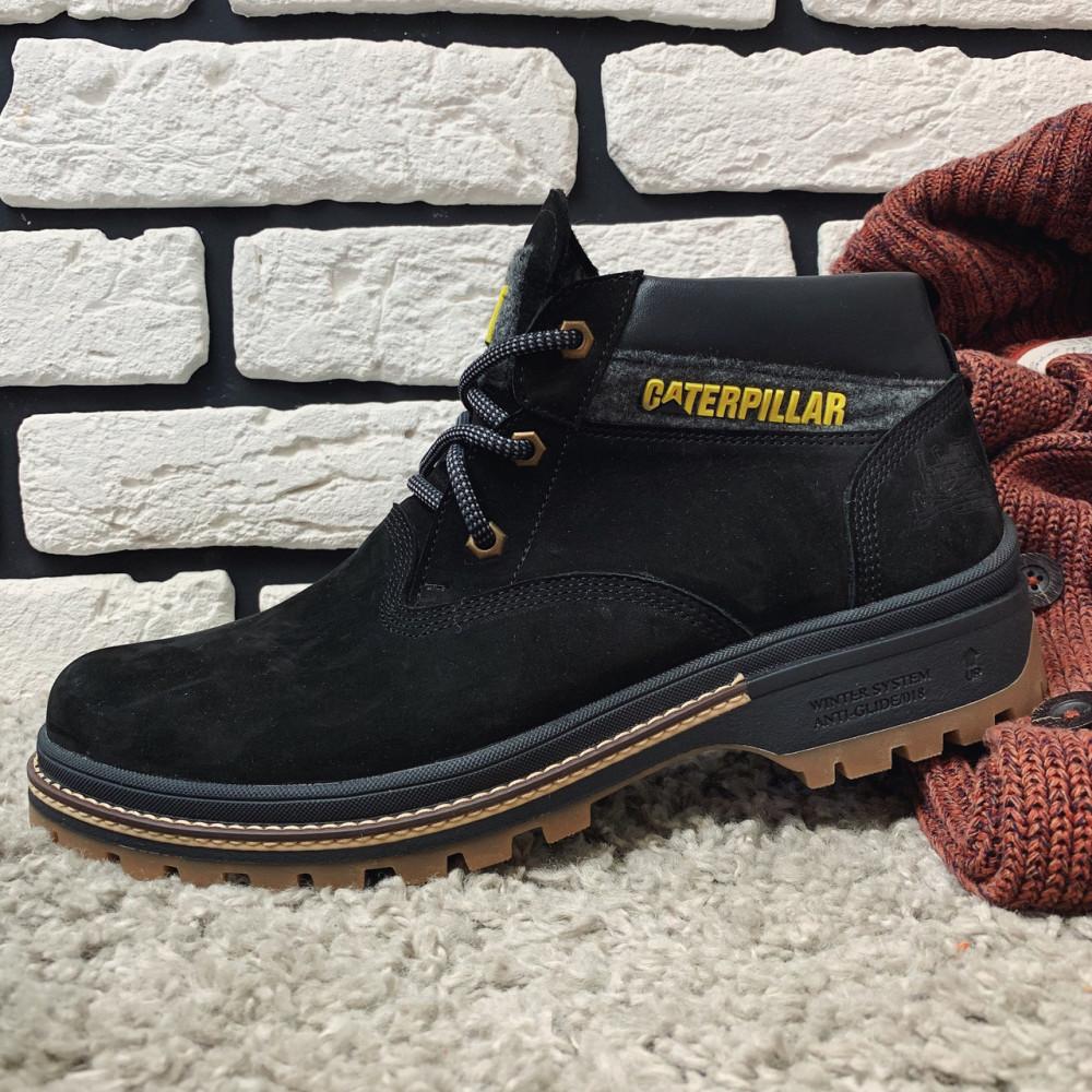 Мужские ботинки зимние - Зимние ботинки (на меху) мужские CAT  13044 ⏩ [ 43,44 ] 4