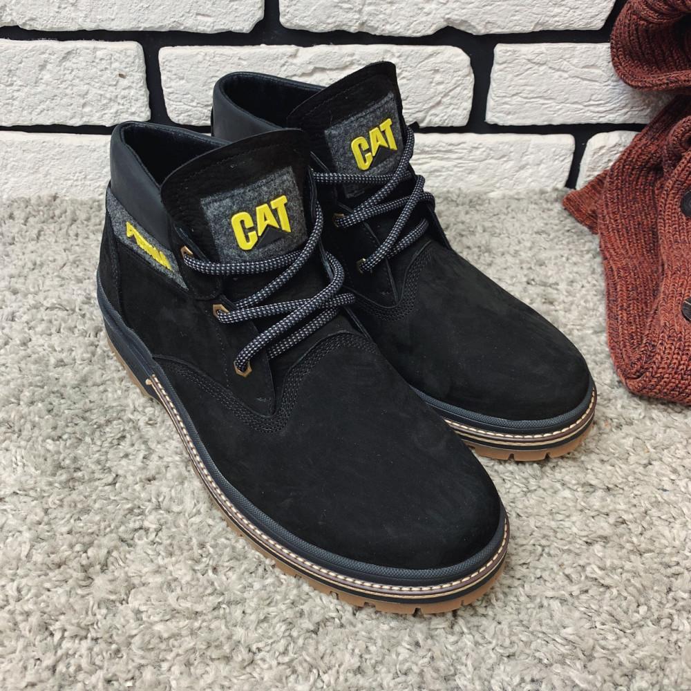 Мужские ботинки зимние - Зимние ботинки (на меху) мужские CAT  13044 ⏩ [ 43,44 ] 2