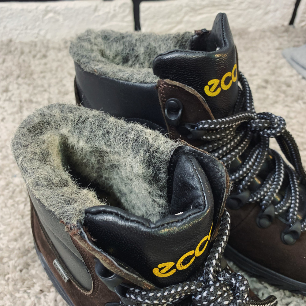 Мужские ботинки зимние - Зимние ботинки (на меху) мужские ECCO 13045 ⏩ [ 41,42,43,44,45 ] 5