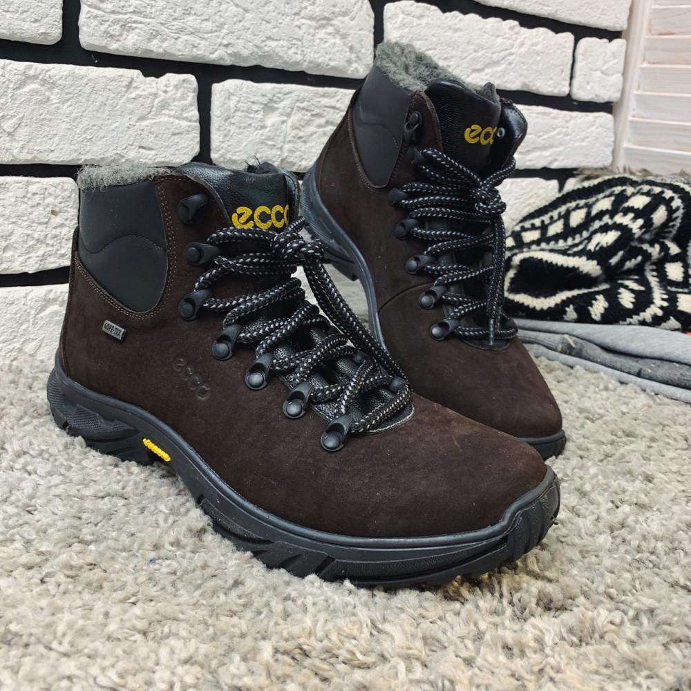 Мужские ботинки зимние - Зимние ботинки (на меху) мужские ECCO 13045 ⏩ [ 41,42,43,44,45 ] 4