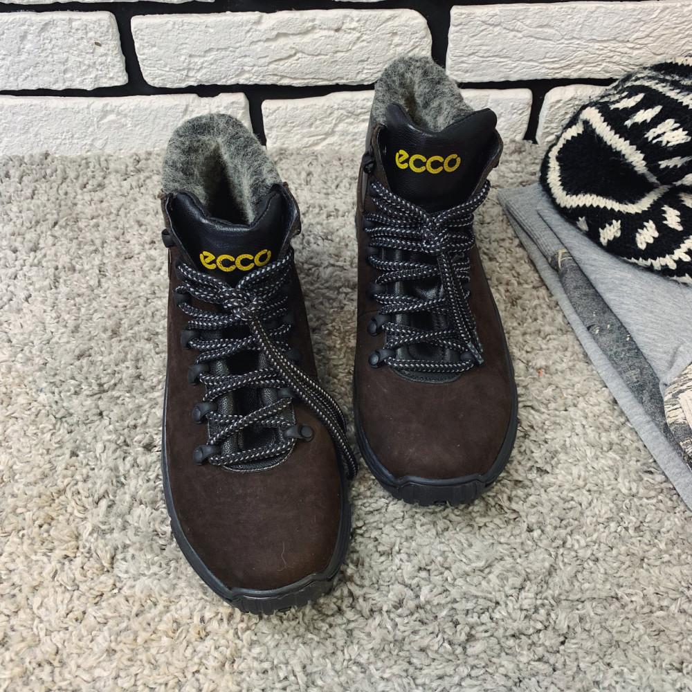 Мужские ботинки зимние - Зимние ботинки (на меху) мужские ECCO 13045 ⏩ [ 41,42,43,44,45 ] 1