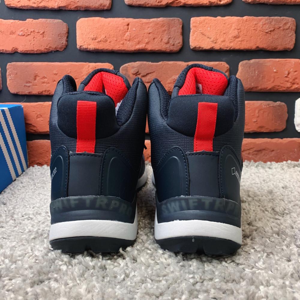 Мужские ботинки зимние - Зимние ботинки (на меху) мужские Adidas TERREX 3-082 ⏩ [ 44 последний размер] 5