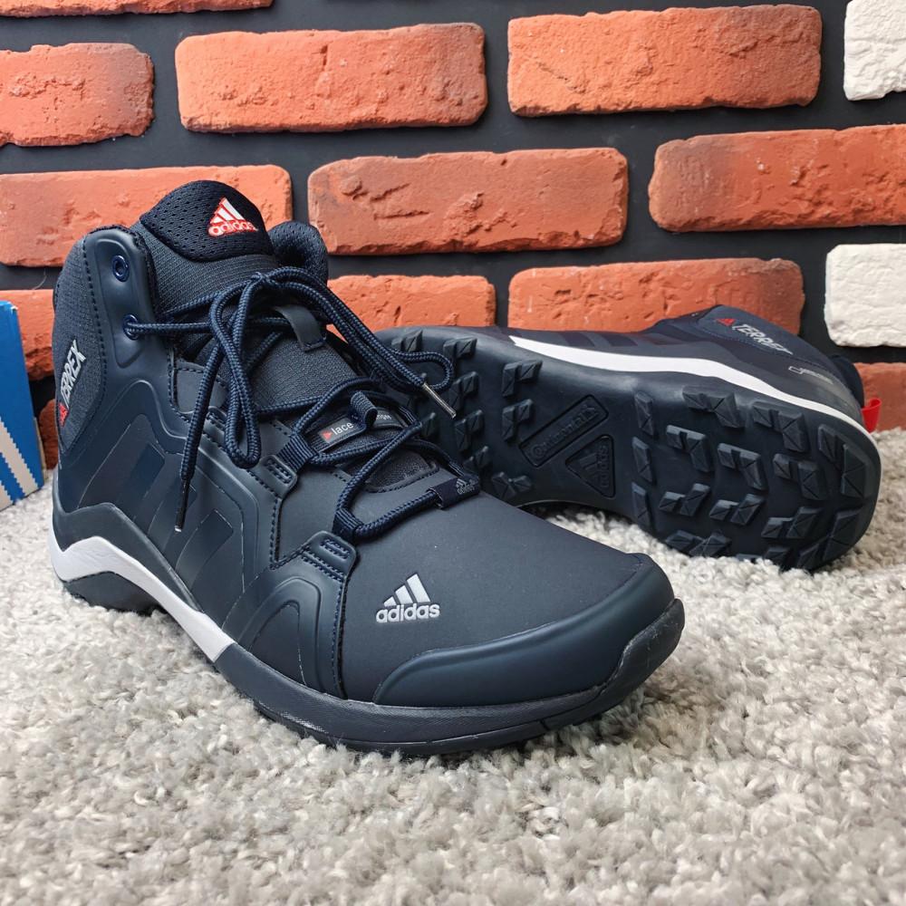 Мужские ботинки зимние - Зимние ботинки (на меху) мужские Adidas TERREX 3-082 ⏩ [ 44 последний размер] 4
