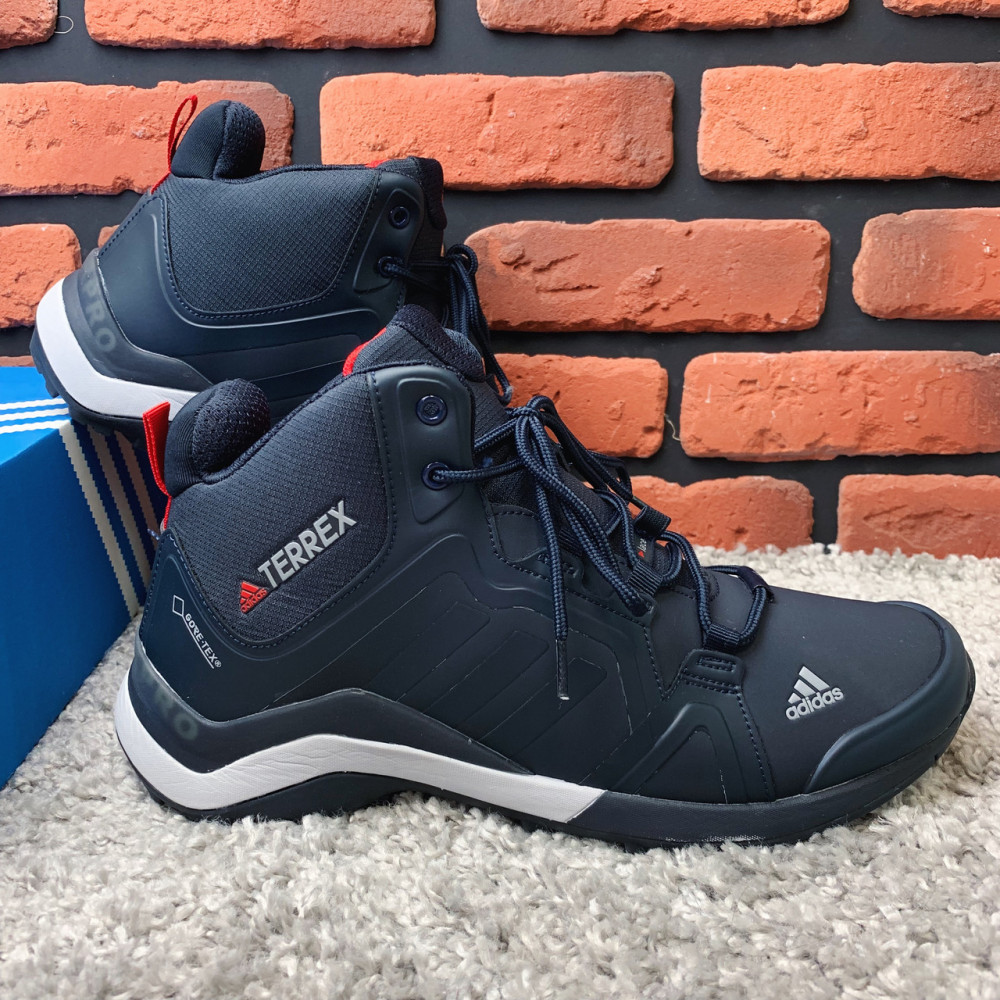 Мужские ботинки зимние - Зимние ботинки (на меху) мужские Adidas TERREX 3-082 ⏩ [ 44 последний размер] 6
