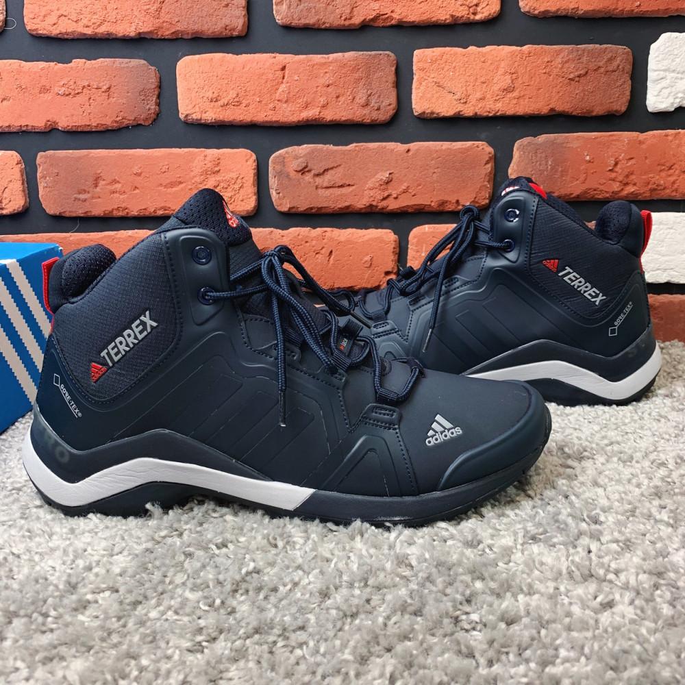 Мужские ботинки зимние - Зимние ботинки (на меху) мужские Adidas TERREX 3-082 ⏩ [ 44 последний размер] 3