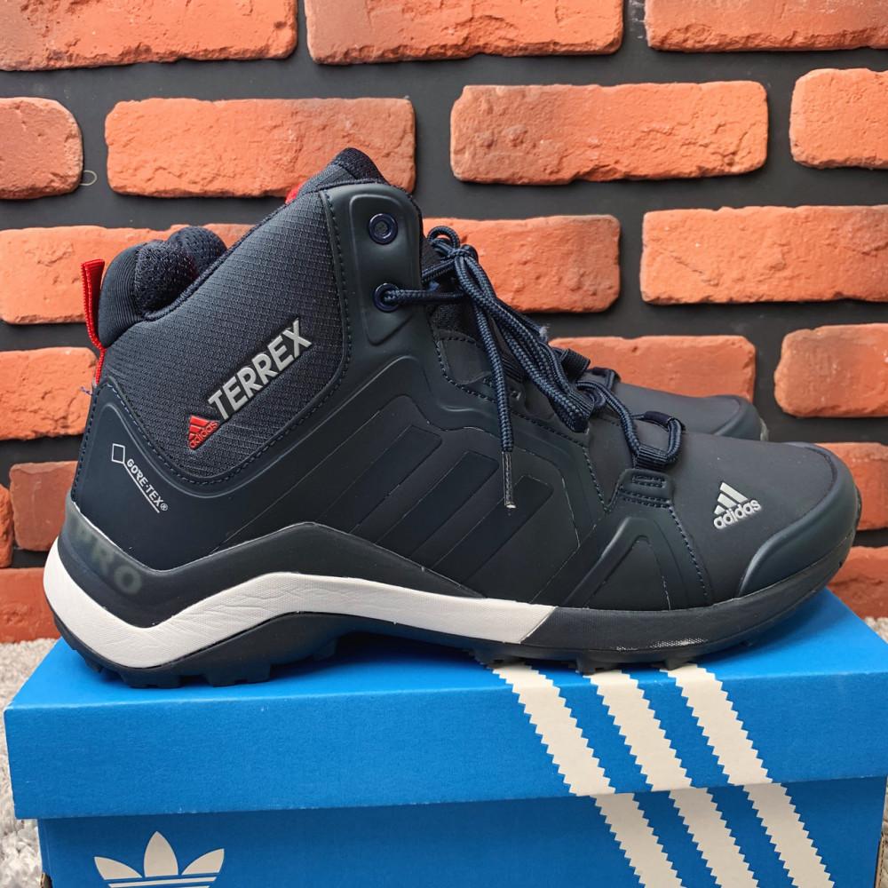 Мужские ботинки зимние - Зимние ботинки (на меху) мужские Adidas TERREX 3-082 ⏩ [ 44 последний размер]