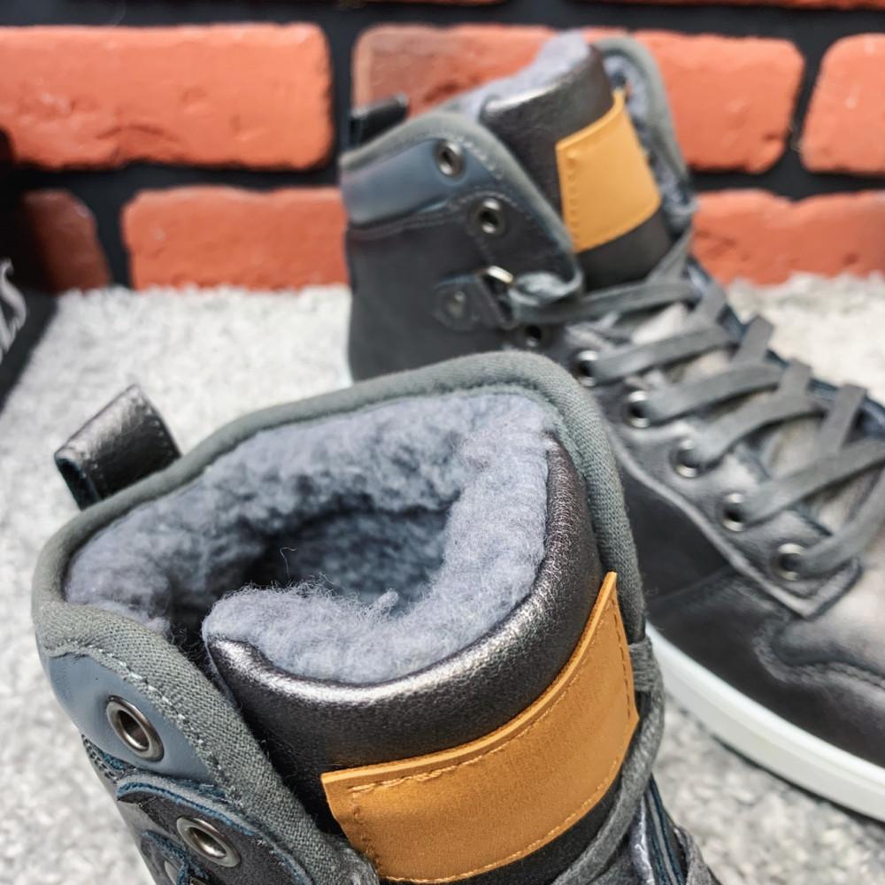 Мужские ботинки зимние - Зимние ботинки (на меху) мужские Vintage 18-093 ⏩ [ 41,44,45 ] 7