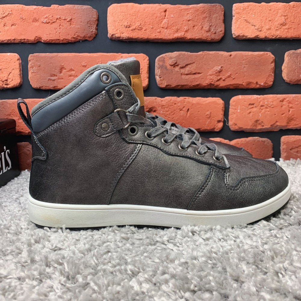 Мужские ботинки зимние - Зимние ботинки (на меху) мужские Vintage 18-093 ⏩ [ 41,44,45 ]