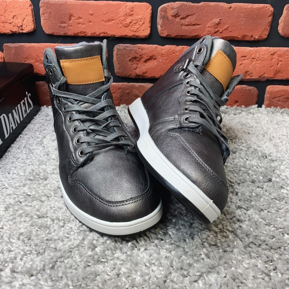 Мужские ботинки зимние - Зимние ботинки (на меху) мужские Vintage 18-093 ⏩ [ 41,44,45 ] 3