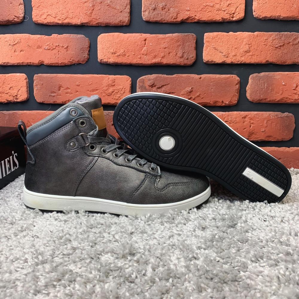 Мужские ботинки зимние - Зимние ботинки (на меху) мужские Vintage 18-093 ⏩ [ 41,44,45 ] 5