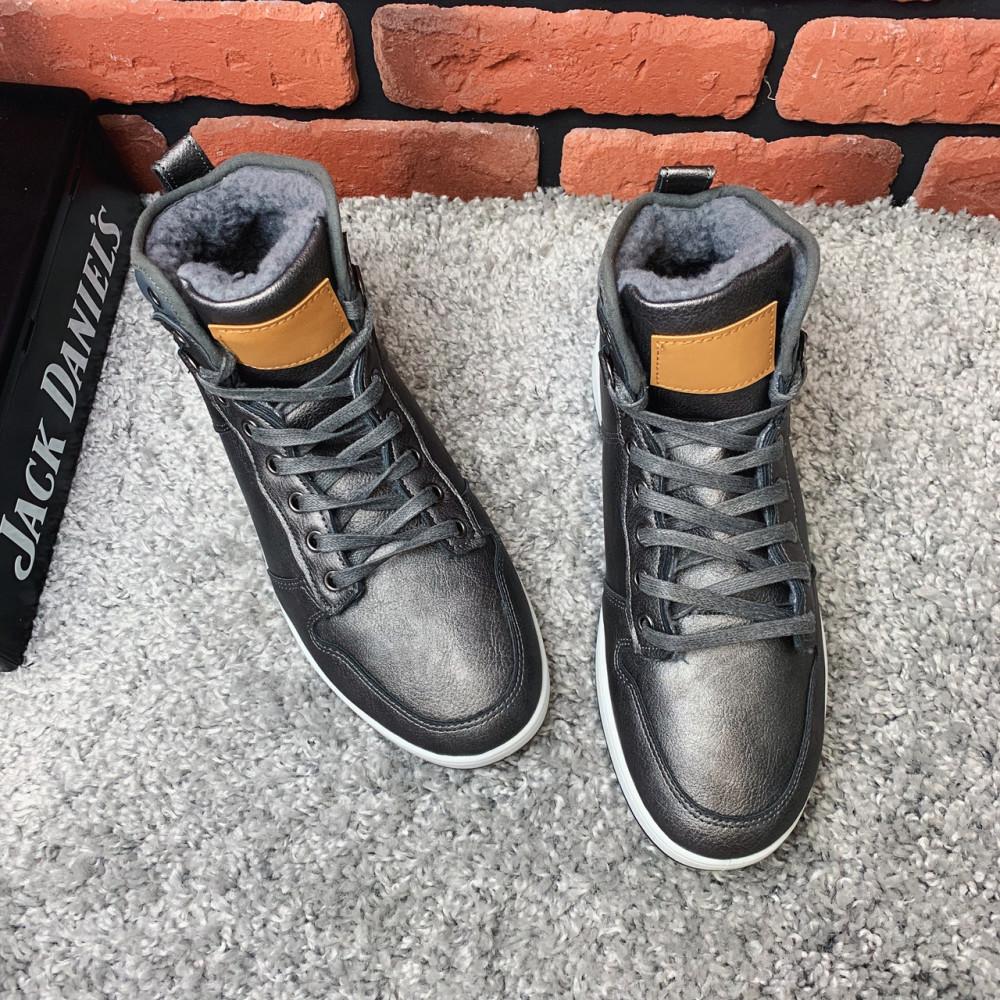 Мужские ботинки зимние - Зимние ботинки (на меху) мужские Vintage 18-093 ⏩ [ 41,44,45 ] 2