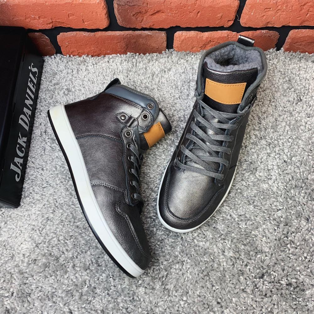 Мужские ботинки зимние - Зимние ботинки (на меху) мужские Vintage 18-093 ⏩ [ 41,44,45 ] 1