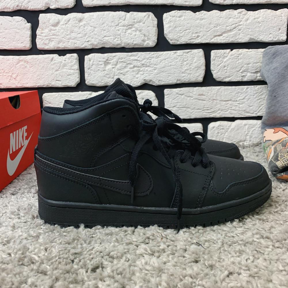 Зимние кроссовки мужские - Зимние кроссовки (на меху) мужские Nike Air Jordan  1-067 ⏩ [ 41,46 ]