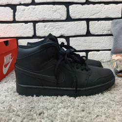 Зимние кроссовки (на меху) мужские Nike Air Jordan  1-067 ⏩ [ 41,46 ]