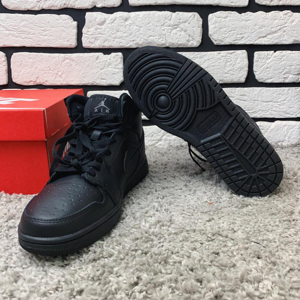 Зимние кроссовки мужские - Зимние кроссовки (на меху) мужские Nike Air Jordan  1-067 ⏩ [ 41,46 ] 3