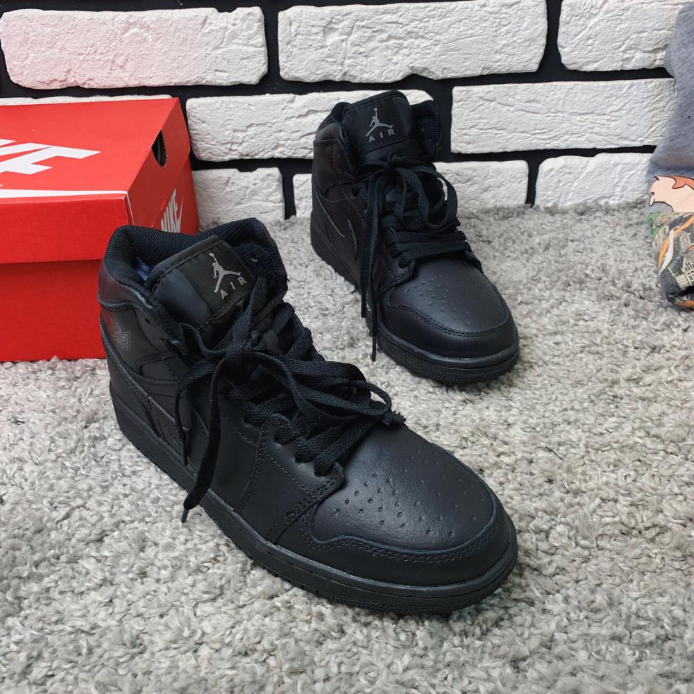 Зимние кроссовки мужские - Зимние кроссовки (на меху) мужские Nike Air Jordan  1-067 ⏩ [ 41,46 ] 2