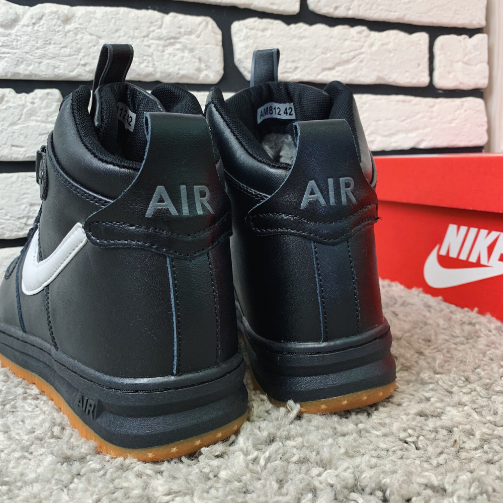 Зимние кроссовки мужские - Зимние кроссовки (НА МЕХУ) мужские Nike LF1  1-135 ⏩ [ 41,42 ] 5