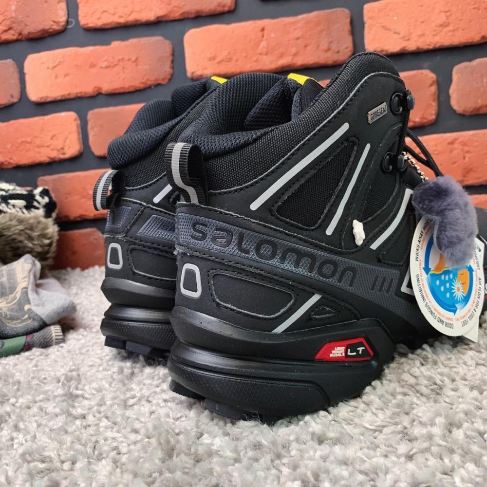 Мужские ботинки зимние - Зимние ботинки  (на меху)  мужские Salomon Speedcross 3  6-032 ⏩ [ 41] 5