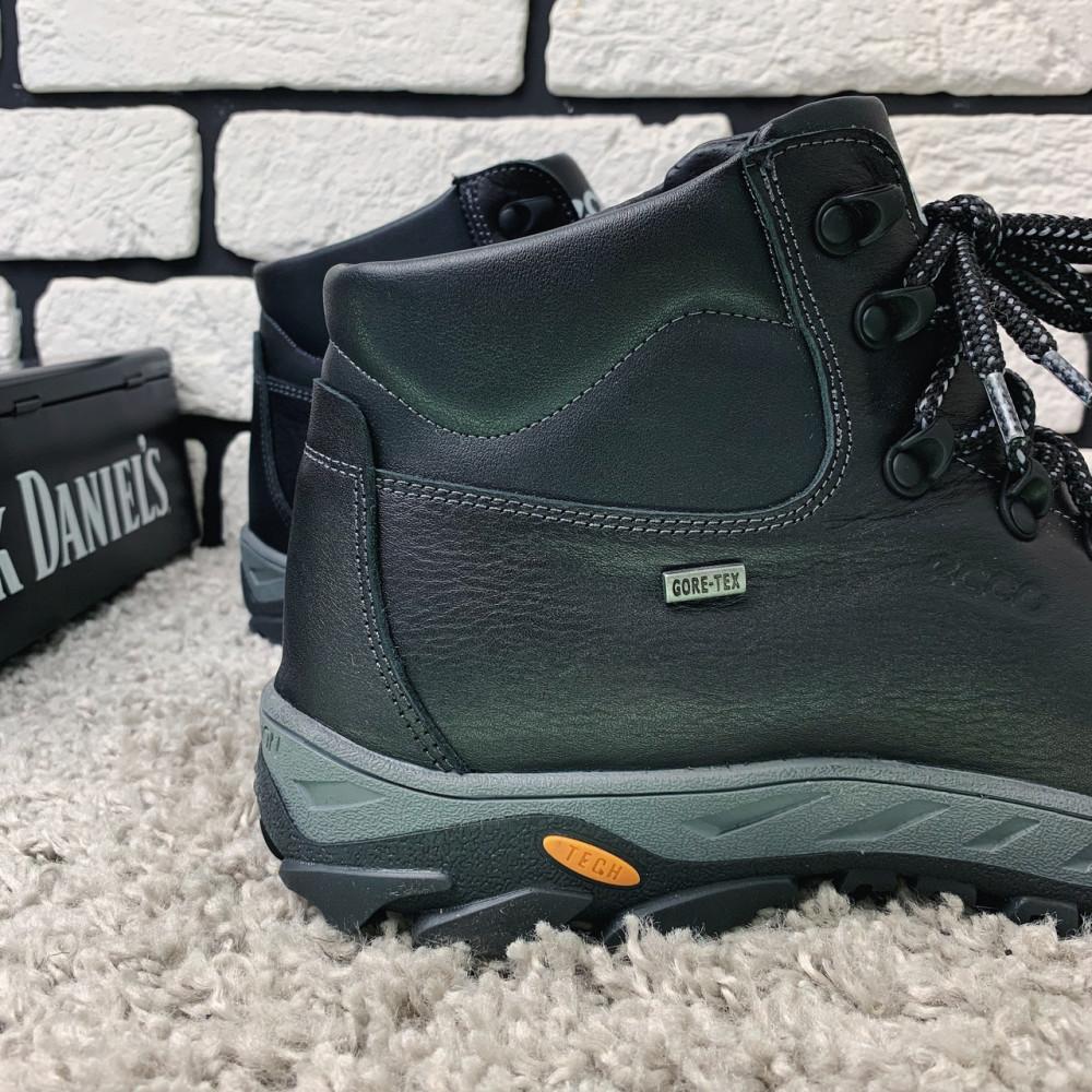 Мужские ботинки зимние - Зимние ботинки (на меху) мужские ECCO  13040 ⏩ [ 43,45 ] 5