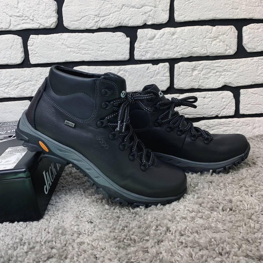 Мужские ботинки зимние - Зимние ботинки (на меху) мужские ECCO  13040 ⏩ [ 43,45 ] 4