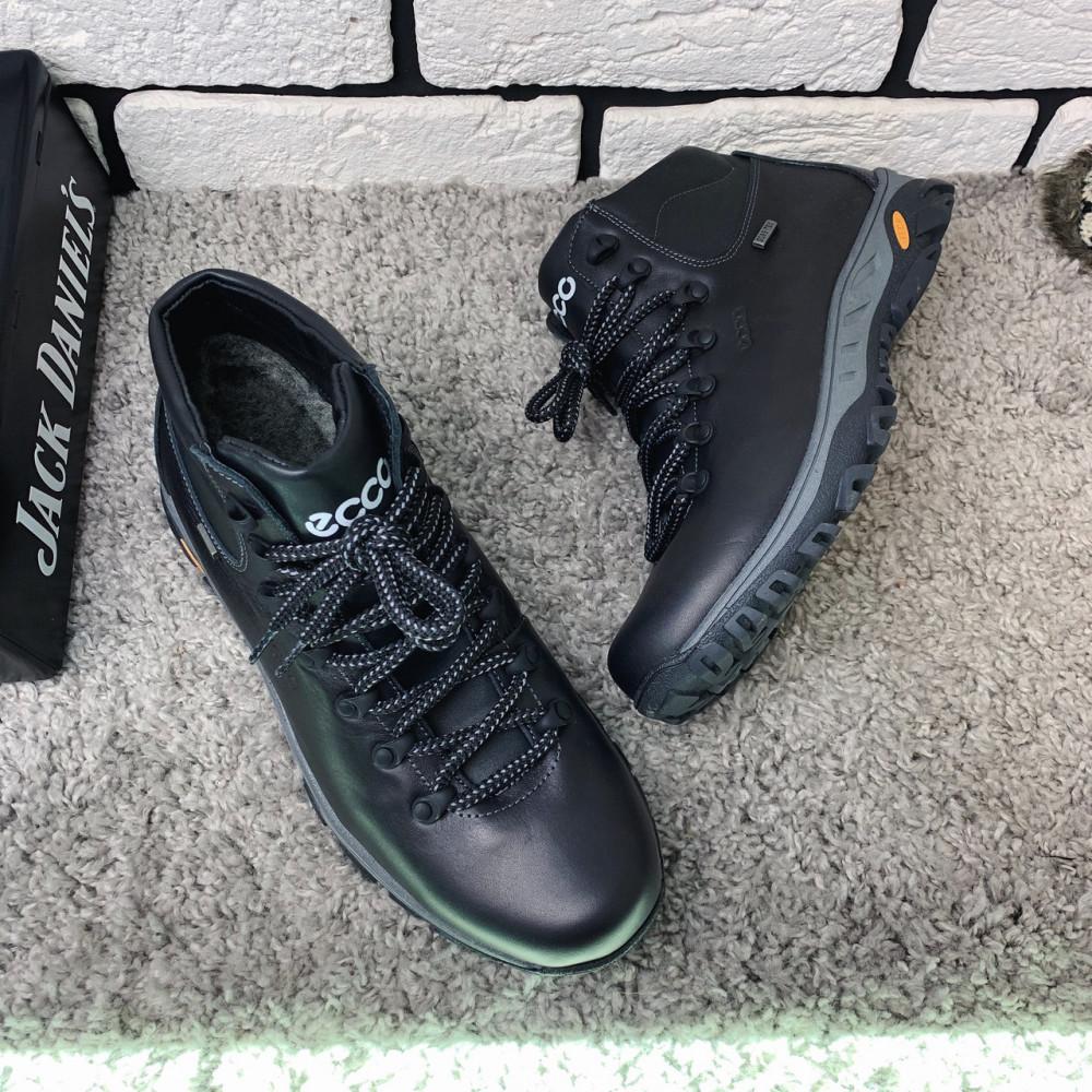 Мужские ботинки зимние - Зимние ботинки (на меху) мужские ECCO  13040 ⏩ [ 43,45 ] 2