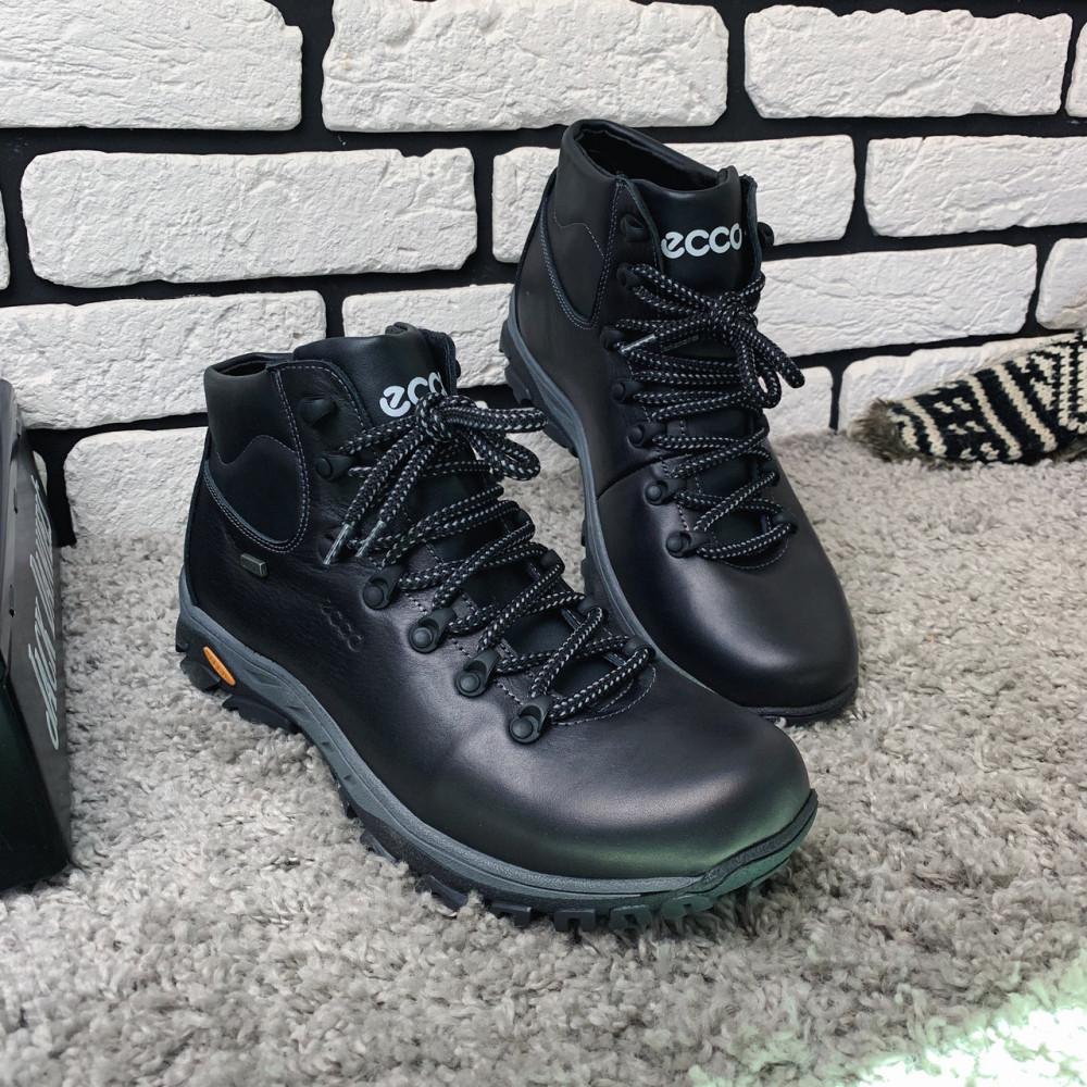 Мужские ботинки зимние - Зимние ботинки (на меху) мужские ECCO  13040 ⏩ [ 43,45 ] 1