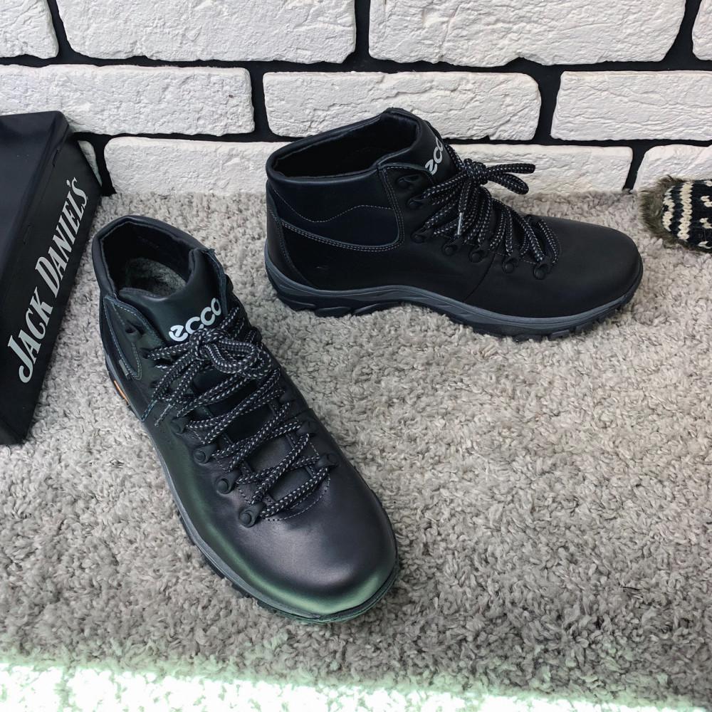 Мужские ботинки зимние - Зимние ботинки (на меху) мужские ECCO  13040 ⏩ [ 43,45 ] 3