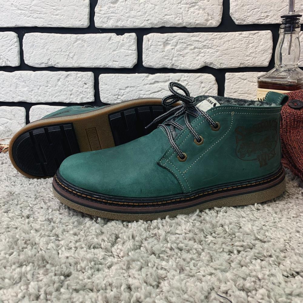 Мужские ботинки зимние - Зимние ботинки (на меху) мужские Montana  13053 ⏩ [42 последний размер ] 5