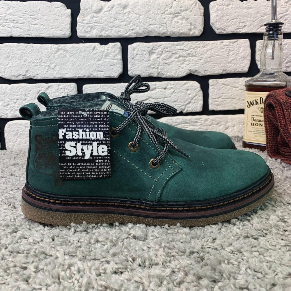 Мужские ботинки зимние - Зимние ботинки (на меху) мужские Montana  13053 ⏩ [42 последний размер ]