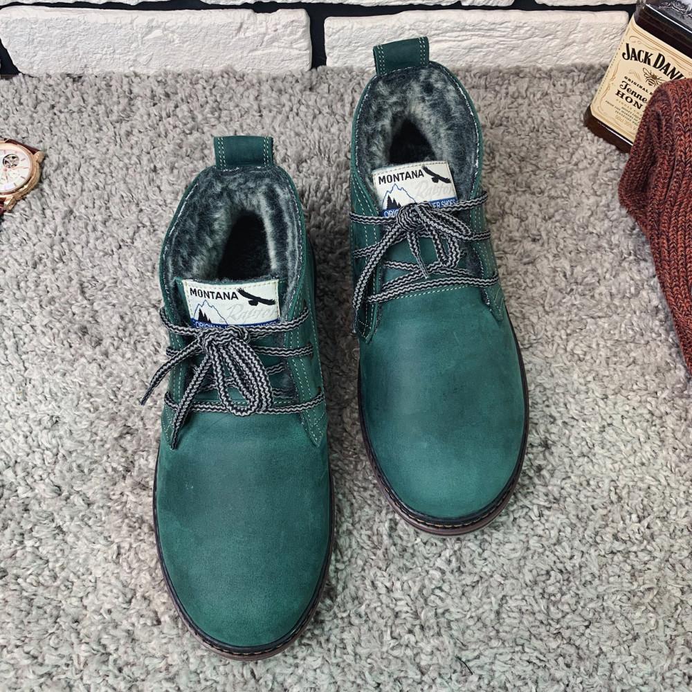 Мужские ботинки зимние - Зимние ботинки (на меху) мужские Montana  13053 ⏩ [42 последний размер ] 2