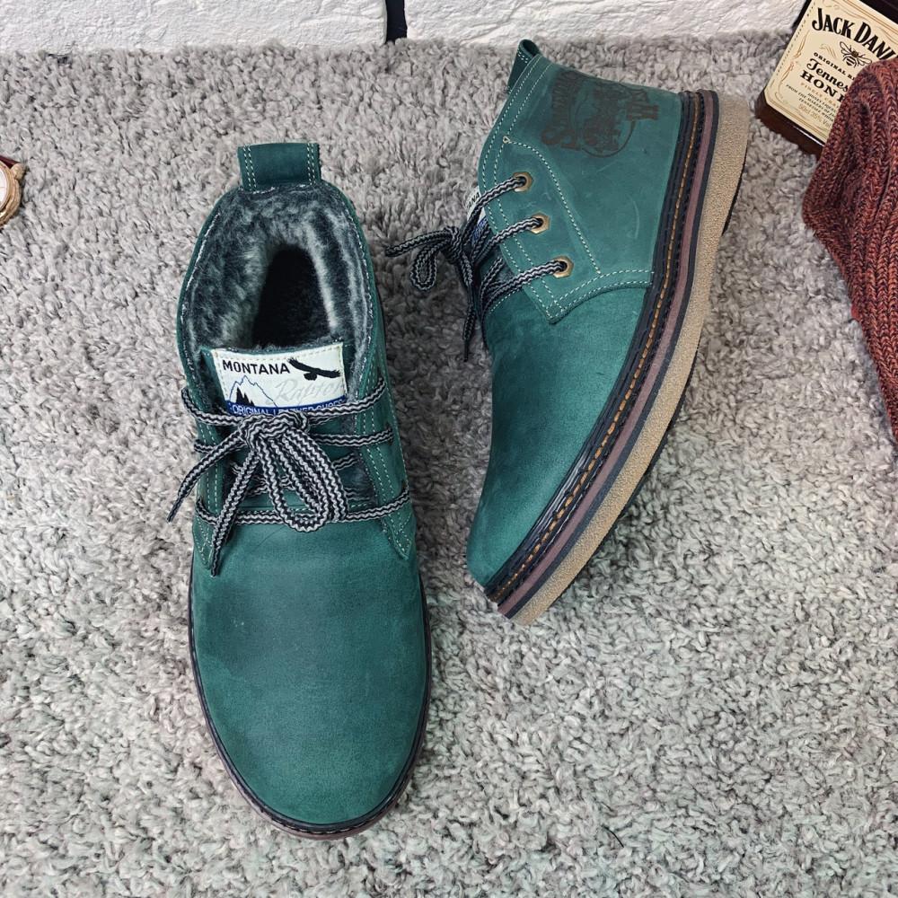 Мужские ботинки зимние - Зимние ботинки (на меху) мужские Montana  13053 ⏩ [42 последний размер ] 1
