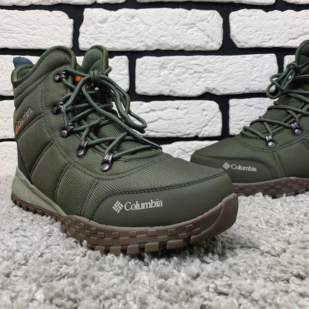 Мужские ботинки зимние - Зимние ботинки (на меху) мужские Columbia 12-048 ⏩ [ 44,45,46 ] 5
